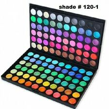Professional 120 colori Eyeshadow Eye SHADOW palette MAKE-UP KIT MAKE UP 120 # 1