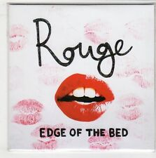 (GQ411) Rouge, Edge Of The Bed - 2013 DJ CD