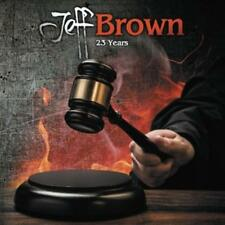Jeff Brown - 23 years-CD NUOVO