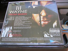 Lil Wayne, Prom Queen; 4 track PR-CD Single