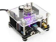 Bravo Audio V2 Valve Class A 12AU7 Tube Headphone Amplifier