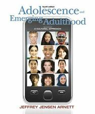 Adolescence and Emerging Adulthood: A Cultural Approach (4th Edition), Good Book