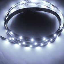 "4x 12"" 15LED Flexible Strip Underbody Light Waterproof For Car Truck Boat 12V"