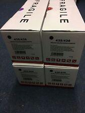 Compatible HP CB435/CB436/CE285A (Canon Cartuccia di toner) 712/713/725 x 4