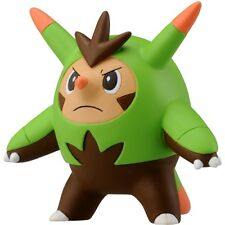 Pokemon Monster  Collection Takara Tomy Figure - MC-019 - Quilladin / Haribogu