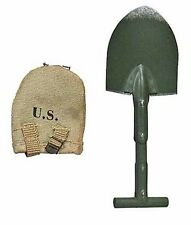 Soldier Story 1/6 scale toy Henry Kano 442nd Infantry shovel with cover
