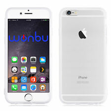 Funda Carcasa Transparente Ultrafina Tpu Gel Silicona Para Iphone 6 / 6S 4,7""