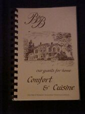 Our Guests for Home Comfort & Cuisine, Ohio Bed & Breakfast Association Cookbook