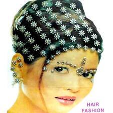 Haarschmuck Body Hair Sticker Braut Bridal Hochzeit Schmuck Wedding Jewellry