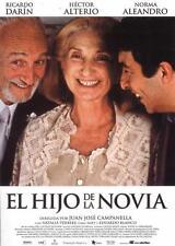 PELICULA DVD EL HIJO DE LA NOVIA PRECINTADA