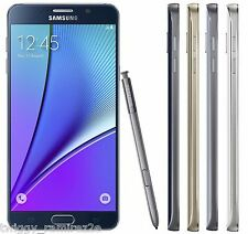 Samsung Galaxy Note 5 SM-N920CD 32GB Duos ORO GRADO A - ACCESSORI GARANZIA