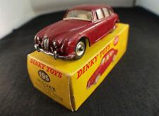 Dinky Toys GB n° 195 Jaguar 3.4 Saloon en boite