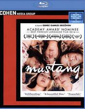 Mustang (Blu-ray/DVD, 2016, 2-Disc Set)