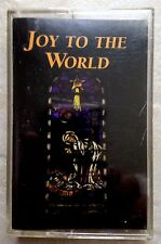 JOY TO THE WORLD: SOUNDS OF CHRISTMAS Instrumental Holiday Music (1996) RARE/OOP
