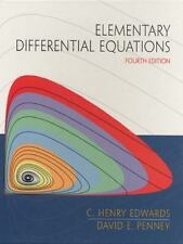 Elementary Differential Equations (4th Edition)