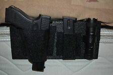 ---NOW ON SALE---NIGHTHAWK BEDSIDE GUN HOLSTER with FREE LED FLASH LIGHT--USA---