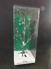 """DEPT 56 GENERAL VILLAGE  """"FROSTED BARE BRANCH TREE"""" - SMALL - #52418 -NEW IN BOX"""