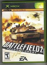 BATTLEFIELD 2 MODERN COMBAT ORIGINAL XBOX GAME battle field