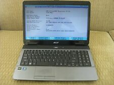 Acer Aspire 5532-5535 15.6 Inch Laptop NO HD NO OS for PARTS / REPAIR