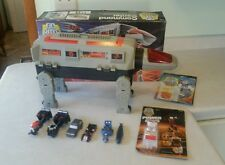 GO bots , Power suits , and Command Center lot  Tonka vintage Go bot 1985