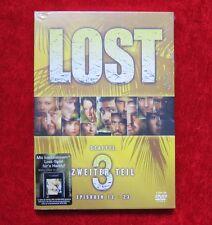 Lost Temporada 3.2, Episodios 13 - 23, Caja de DVD Temporada, Nuevo