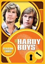 THE HARDY BOYS NANCY DREW MYSTERIES SEASON 3 New Sealed 3 DVD Set