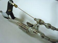 DODGE CHRYSLER MOPAR STAINLESS THROTTLE CABLE BRACKET SPRINGS 904 KICKDOWN KIT