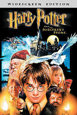 Harry Potter and the Sorcerer's Stone (DVD MOVIE) BRAND NEW