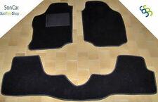 FORD ESCORT TAPPETI tappetini AUTO su MISURA + 4 block