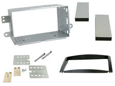 CT23DH01 Daihatsu Terios 2007 en doble DIN Car Stereo Facia Kit de montaje