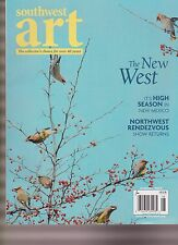 SOUTHWEST ART MAGAZINE AUGUST 2016, THE COLLECTOR'S CHOICE FOR OVER 40 YEARS.