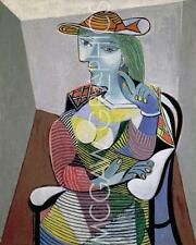 ART PRINT Portrait of Marie Therese 6th January 1937 Pablo Picasso 10x8 McGaw