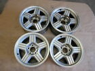 91-92 Camaro RS Z28 Wheels Silver 16x8 Set of 4 1122-20