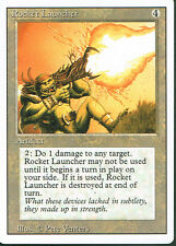 MAGIC THE GATHERING REVISED ARTIFACT ROCKET LAUNCHER