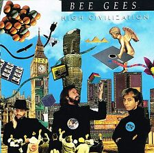 (CD) Bee Gees - High Civilization - Secret Love, The Only Love, u.a.