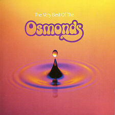 THE OSMONDS The Very Best Of CD BRAND NEW