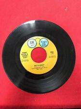 Tommy Boyce Out & About/I Wonder What Shes Doing 45 RPM