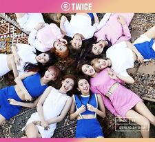 TWICE-[TWICEcoaster] 3rd Mini Album CD+88p Photo Book+3p Card+1p Gift Card K-POP