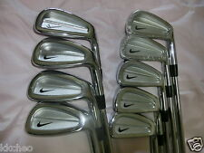Nike Prototype Tour Issue Split Cavity 2-pw Golf Irons Set HEADS ONLY
