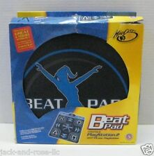 Playstation 2 MadCatz Beat Pad Dancing Exercise Digital Controller JARFF