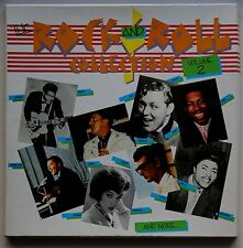 BEN E. KING/CHUCK BERRY/CONNIE FRANCIS The Rock & Roll Collection Vol 2 4LP Box