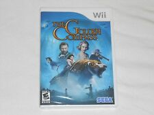 NEW The Golden Compass Nintendo Wii Game FACTORY SEALED US Version Sega goldan