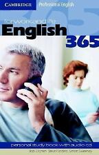 English365 1 Personal Study Book with Audio CD: For Work and Life (Cambridge Pro
