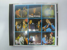 The Kinks - Live At Kelvin Hall CDMP 8832 PRT Studios