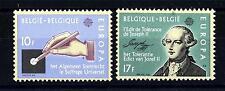 BELGIUM - BELGIO - 1982 - Europa: eventi storici.