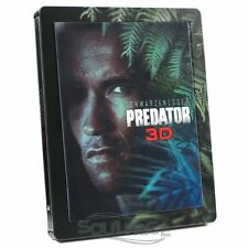 Predator (3D) [Steelbook] [Blu-ray] NEU / sealed