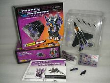 New Transformers King Toys G1 Decepticon SkyWarp Figure In Stock T1201