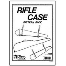 Rifle Case Leather Pattern Pack - Designs Template Leathercraft Tandy 6028-00