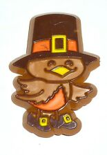 VINTAGE HALLMARK THANKSGIVING PILGRIM BIRD VGC