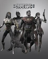 Injustice: Gods Among Us - Zombie Mode DLC [Xbox 360, Live Online] NEW
